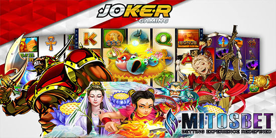 AGEN SLOT JOKER123 GAMING JUDI ONLINE INDONESIA